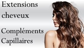 Extensions cheveux